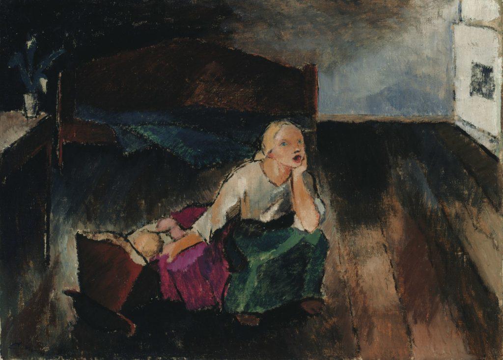 Cawen Alvar, Kehtolaulu